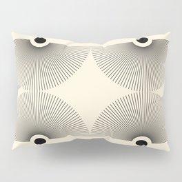 Abstraction_NEW_SUN_LINE_POP_ART_Minimalism_027AA Pillow Sham