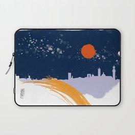 Siena skyline Laptop Sleeve