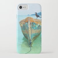 karu kara iPhone & iPod Cases featuring BOATI-FUL by Catspaws