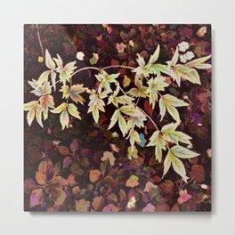Autumn Tapestry Metal Print