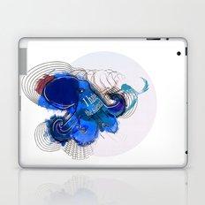 I hate the silence Laptop & iPad Skin