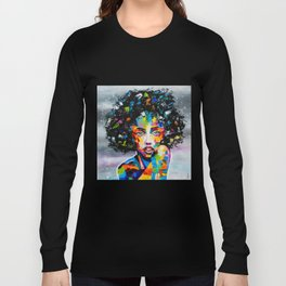 EXOTIC GIRL Long Sleeve T-shirt