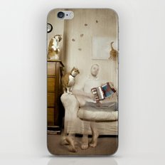 The Pied Piper iPhone & iPod Skin