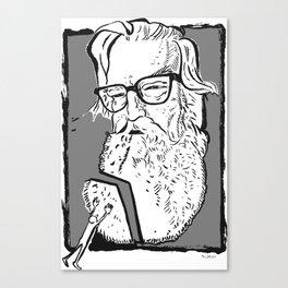 Robertson Davies (novelist, playwright, critic) Canvas Print