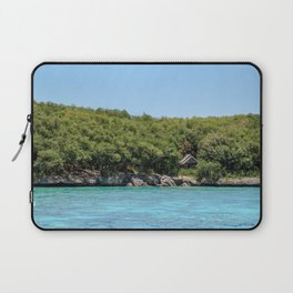 Cabin at Katipanan Reef Laptop Sleeve