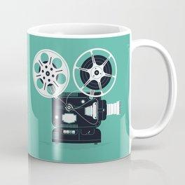 Movie Day Coffee Mug