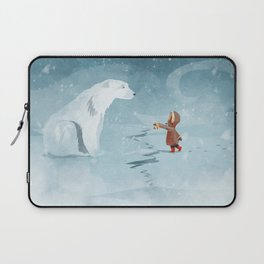 Hooded Stranger Laptop Sleeve