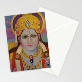 Lord Rama Stationery Cards
