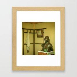 Guest Room, My Host's Uncle, Japan, 2007 Framed Art Print