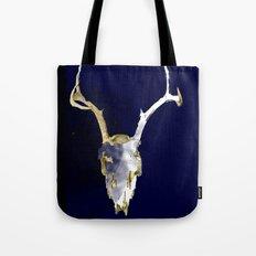 Skull Dye Tote Bag