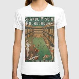 Grande Piscine T-shirt