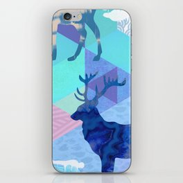 Stag Party iPhone Skin
