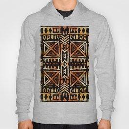 African print Hoody