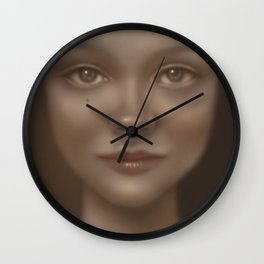 THE nameless Wall Clock