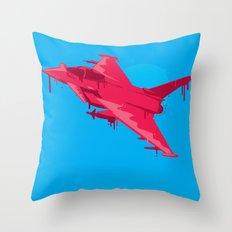 Ink Jet Throw Pillow