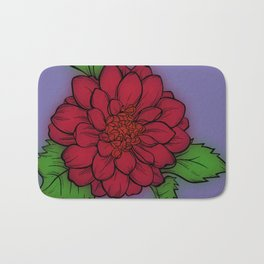 Fun With Coloring Flower Bath Mat