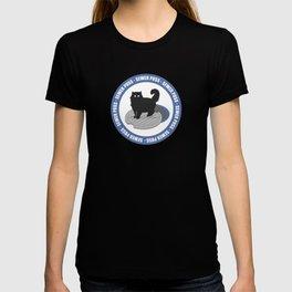 Sewer Puss Blue T-shirt