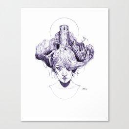 R E I G N Canvas Print