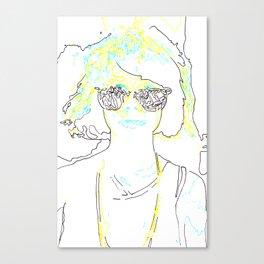 Sunnies  Canvas Print