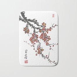 Cherry Blossom Two Bath Mat