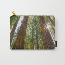 Majestic California Redwoods Carry-All Pouch