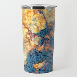 Digital Stone Style Travel Mug