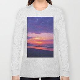 Broken sunset by #Bizzartino Long Sleeve T-shirt