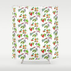 Exceptional Autumn Fruits. 13. By Eva Shorey $68.00. Cranberry Autumn Shower Curtain