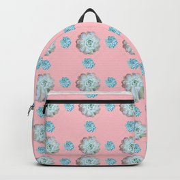 Pink Cactai Backpack