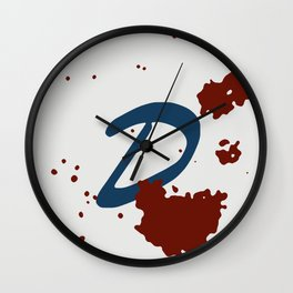 For Clementine Wall Clock