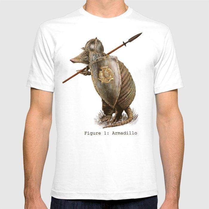 Armadillo (option) T-shirt