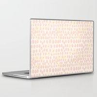 eggs Laptop & iPad Skins featuring Eggs by Catherine Gibbard