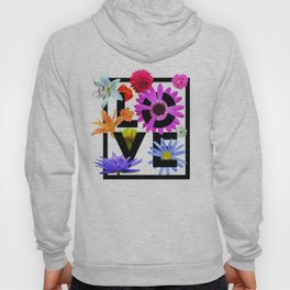 Love Flower Power Hoody