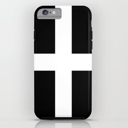 Flag of Cornwall iPhone Case