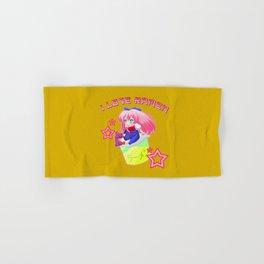 Ramen Noodles Anime Japanese Food Chopstick Gift Hand & Bath Towel