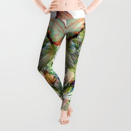 The fate of the butterfly Leggings