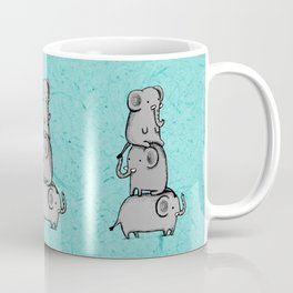 Elephant Totem Coffee Mug