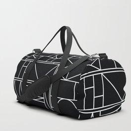 Kaku BW Duffle Bag