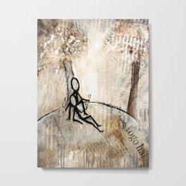 chillen Metal Print