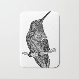 mockingjay bird Bath Mat