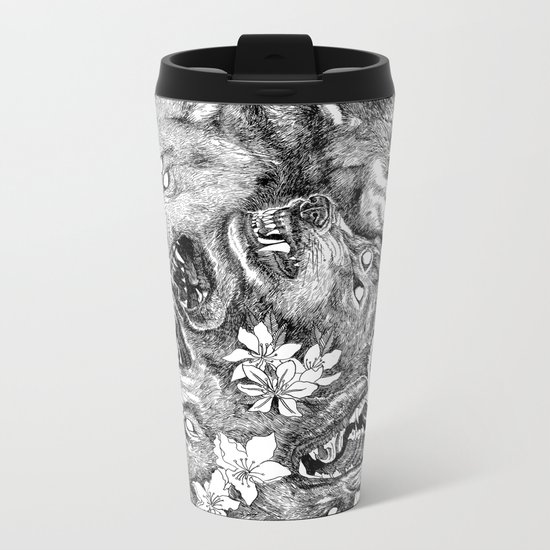 Maelstrom Metal Travel Mug