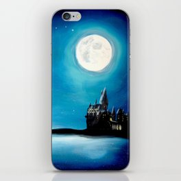 School of Witchcraft and Wizardry... iPhone Skin