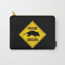 Possum crossing sign Carry-All Pouch
