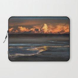 Sunset in The Desert Laptop Sleeve