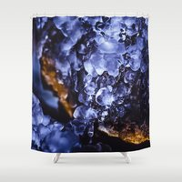 optimus prime Shower Curtains featuring Optimus Prime by HappyMelvin