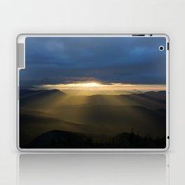 Sunrise Lightfall I Laptop & iPad Skin