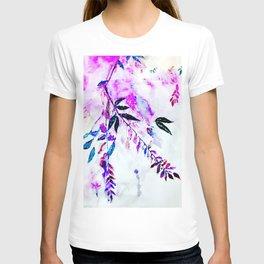 Spring leaves T-shirt