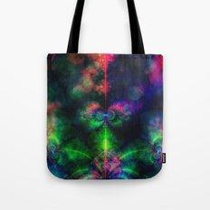 Fractal Space Tote Bag