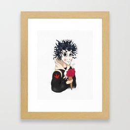 El Barquillo Framed Art Print