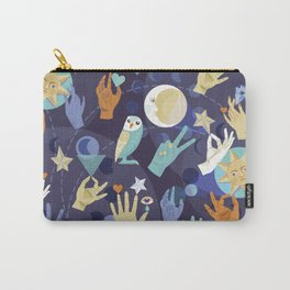 Mystical Tribes Carry-All Pouch